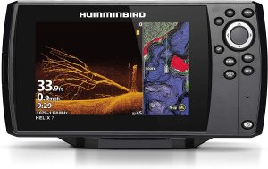sondeur GPS Humminbird Helix 7 Chirp