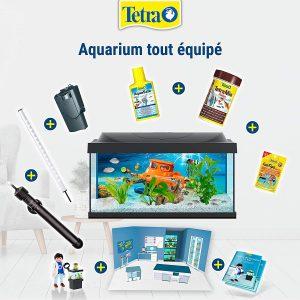 TETRA Aquarium Playmobil – Série limitée