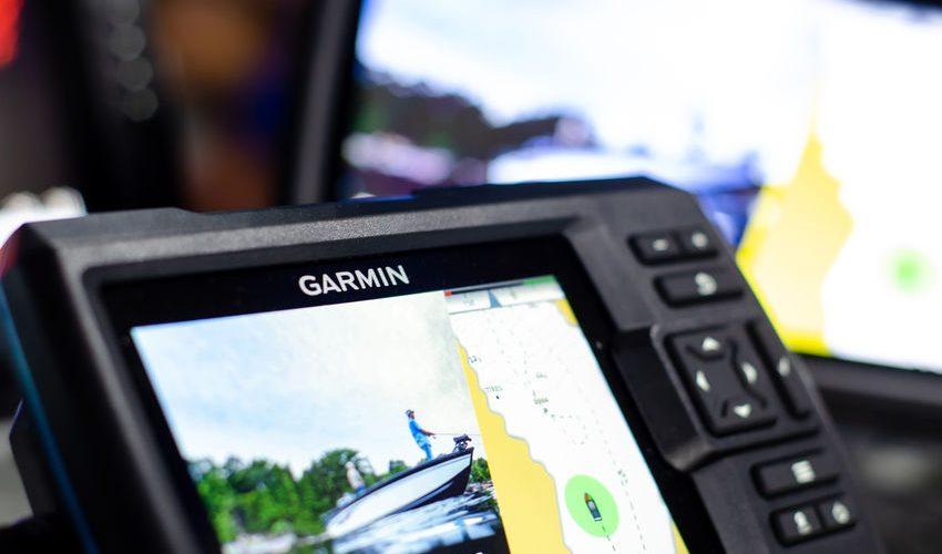 Sondeur GPS